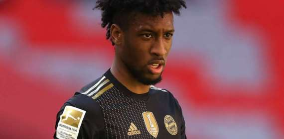 Kingsley Coman has heart surgery after minor irregularity found