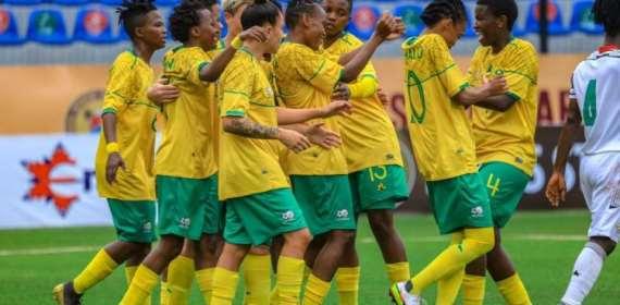Aisha Buhari Cup: South Africa hammer weak and disorganized Black Queens