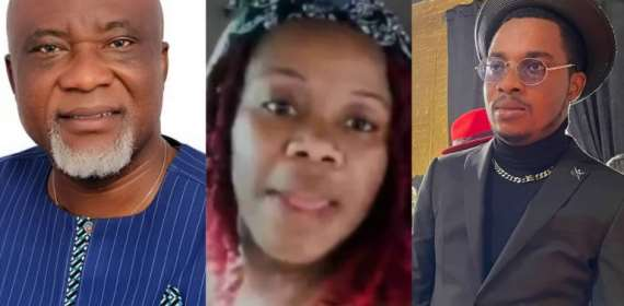 Leave my brother alone, come face me — Twene Jonas' sister attacks Hopeson Adorye