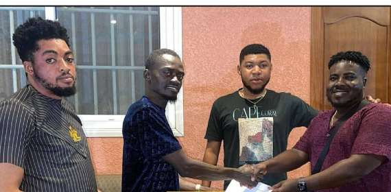 LilWin finally employs Ray Moni as his new manager