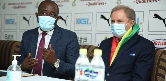 We needed a new pilot and Milovan Rajevac fits perfectly for us – GFA boss K