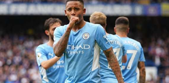 PL: Chelsea tamed at Stamford Bridge by Man City
