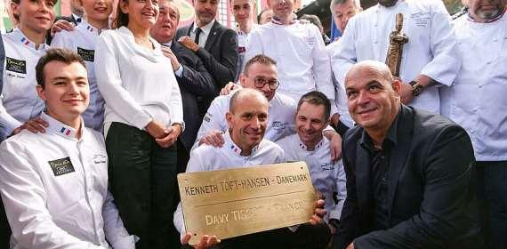 France wins 2021 Bocuse d'Or international gastronomy prize