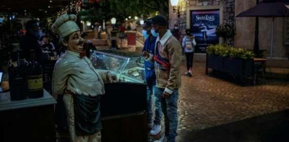 S.Africa reopens restaurants even as virus cases rise