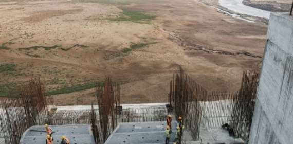 Sudan says talks on Nile dam resumed with Egypt, Ethiopia