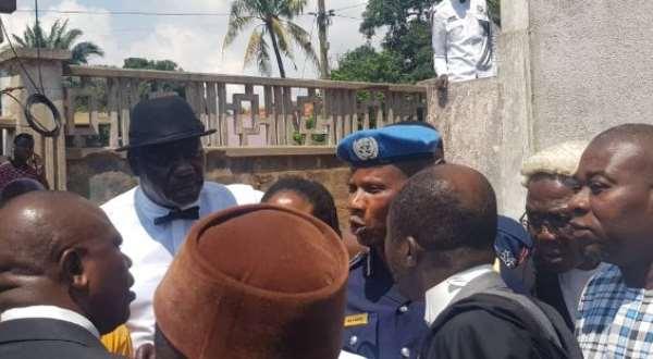 ACP Agordzo Denied Bail
