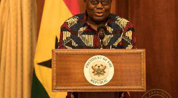 I Didn't Close Down The Radio Stations, I'm Surprised — Akufo-Addo Replies Ofosu Ampofo Request At Jubilee House