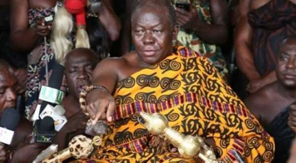 Fear Grip Chiefs As Asantehene Destools Two Chiefs, More Cases Pending