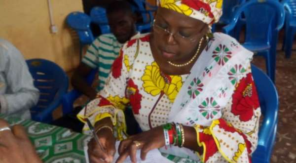 Nana Addo Is NDC's Campaign Message -Salaga South Parliamentary Aspirant Says