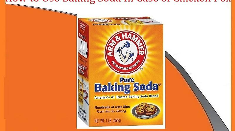 3. How to Use Baking Soda In Case of Chicken Pox - E.K.S Infographics.jpg