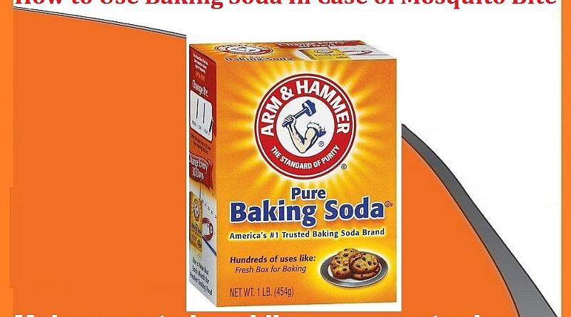 4. How to Use Baking Soda In Case of Mosquito Bite - E.K.S Infographics.jpg