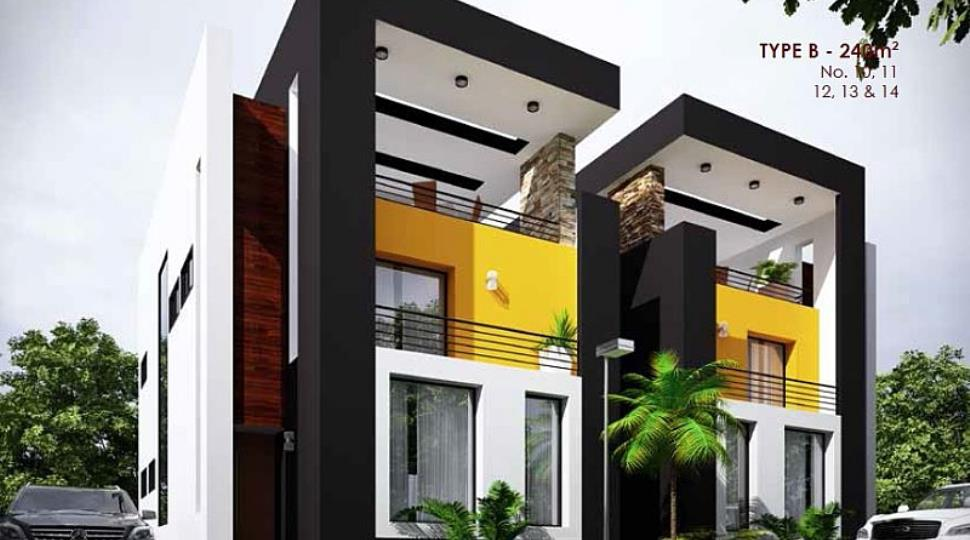 3 4 6 luxury townhouse for sale cantonments for Luxury townhomes for sale