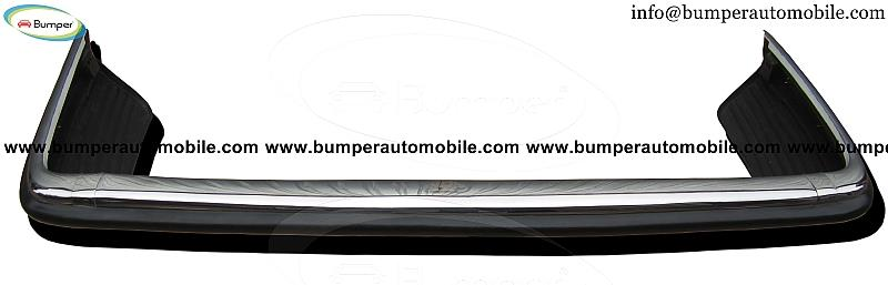 Mercedes W107 SL SLC Rear bumper.jpg