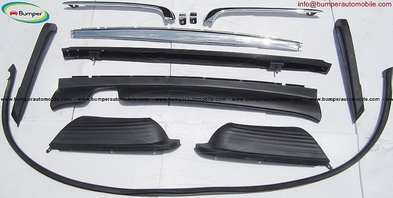Mercedes W107 rear bumper 4.jpg