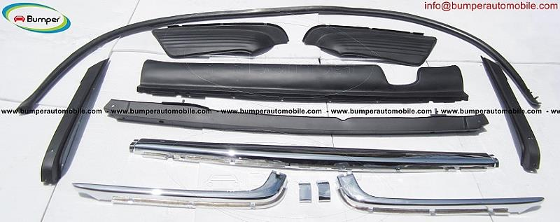 Mercedes W107 rear bumper.jpg