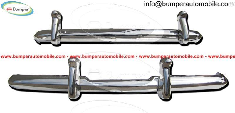 Bentley S1S2 Rolls-royce Silver Cloud bumpers 1.jpg