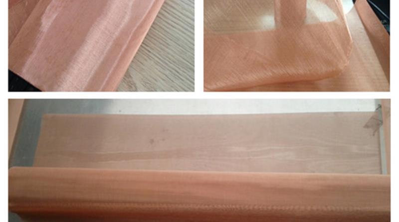 EMI Shielding copper mesh fabric.png