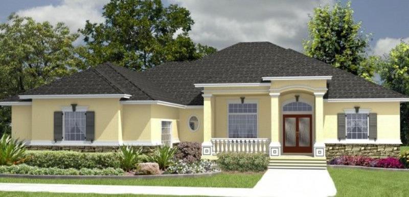 Modern ghana house plans house and home design for Best house design ghana