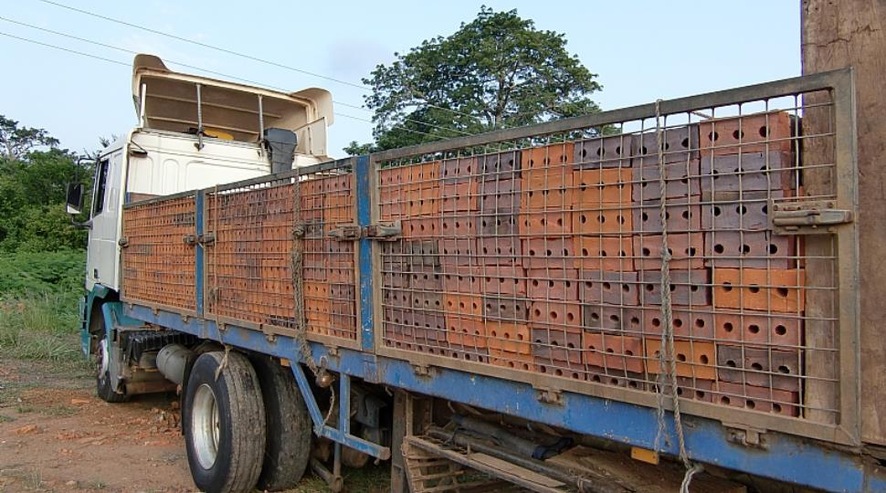Ghana - Truckload of Clay Bricks.jpg