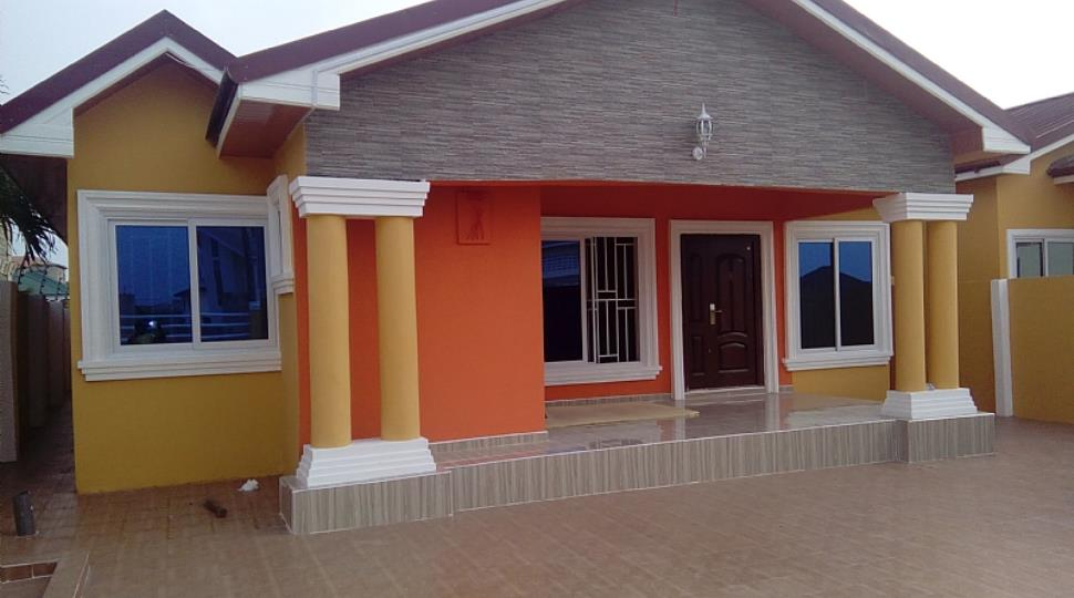 3 Bed Rooms House For Sale At Spintex Road Accra