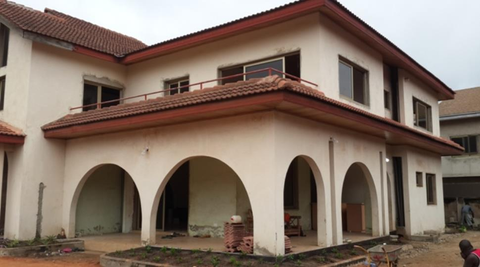bedroom house for rent at east legon