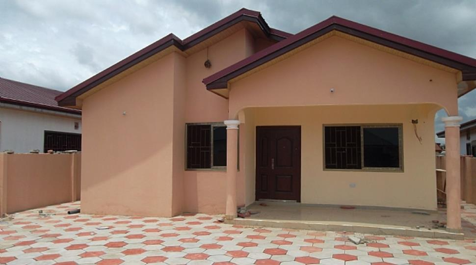 3 bed rooms expandable house for sale at spintex road ...