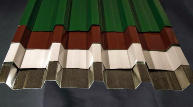 Ibr Chromadek Roofing Sheets Roll Forming Machine