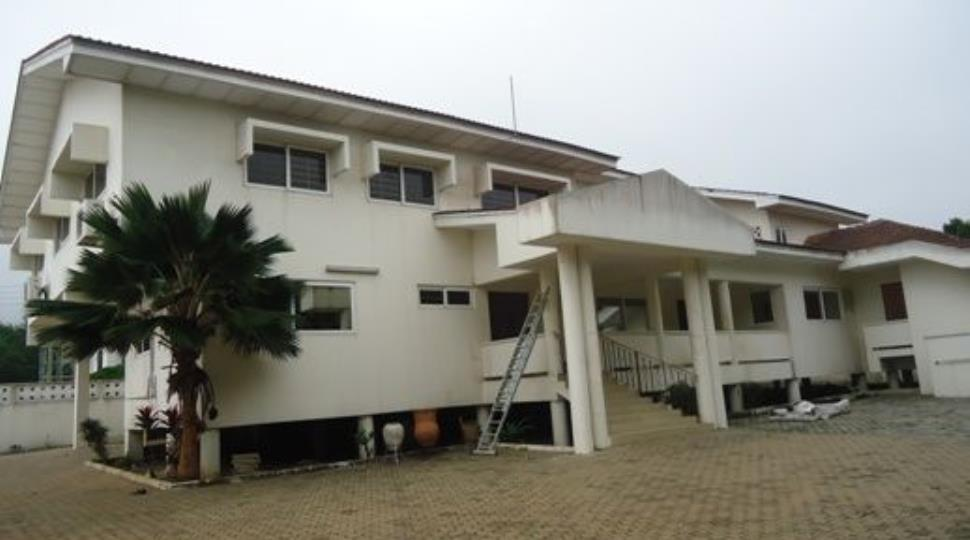 8 bedroom house for sale in Cantonments  Accra. 8 Bedroom House. Home Design Ideas