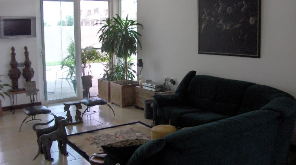 living area. east legon.JPG