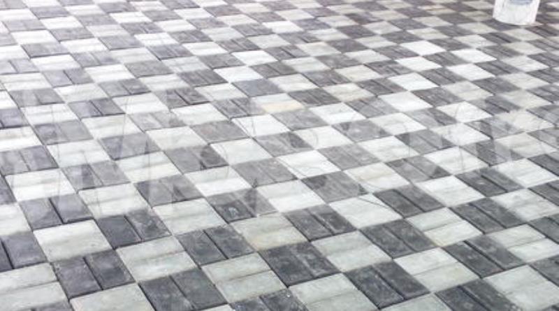 Pavement And Concrete Tiles