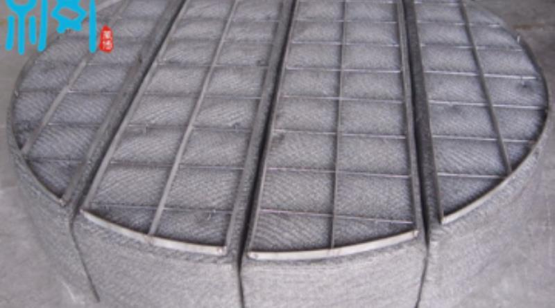 woven wire mesh demister pads for gas liquid filtration.png
