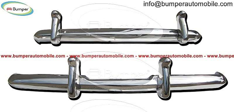 Rolls Royce Silver Cloud bumper by stainless steel 1.jpg