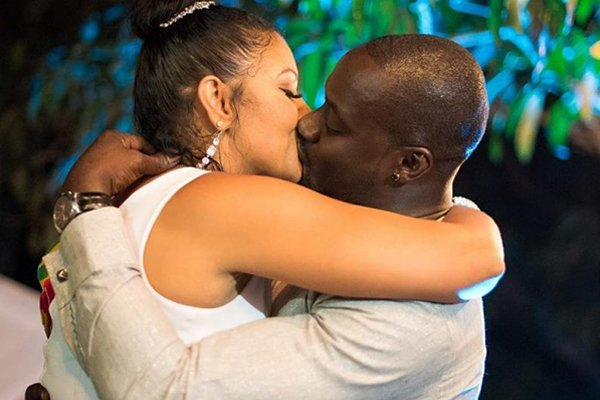 'You can't protect yourself from sadness' - Chris Attoh breaks silence