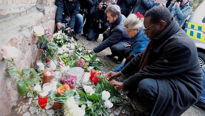 France's Jewish community 'horrifed' over Germany attack
