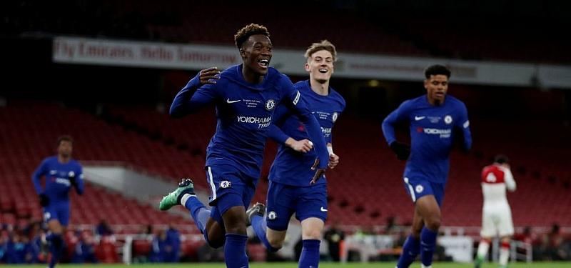 Chelsea Fans Want Calum Hudson-Odoi Loaned Out