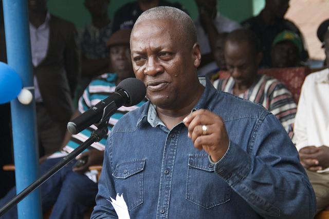 Nandom NDC On The Path To Victory In 2020 - John Mahama