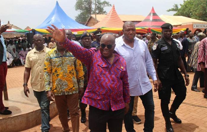 Akufo-Addo's freeze on personal salary, mark of sacrificial leadership