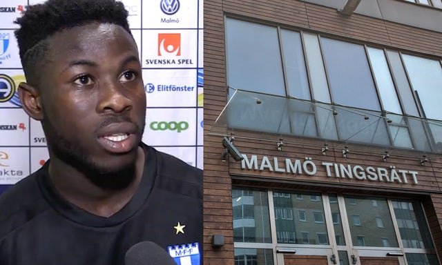 Breaking News Kingsley Sarfo Admits Having With A Minor In Sweden Denies