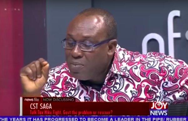 CST saga: Banks are more vulnerable to cybercrime - Kofi Bentil