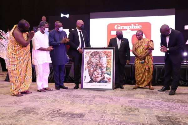 We Must Eliminate Fake News From Media Space — Akufo-Addo