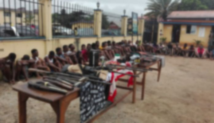Kasoa, A Den Of Criminals, In A Very Dangerous Residential Area