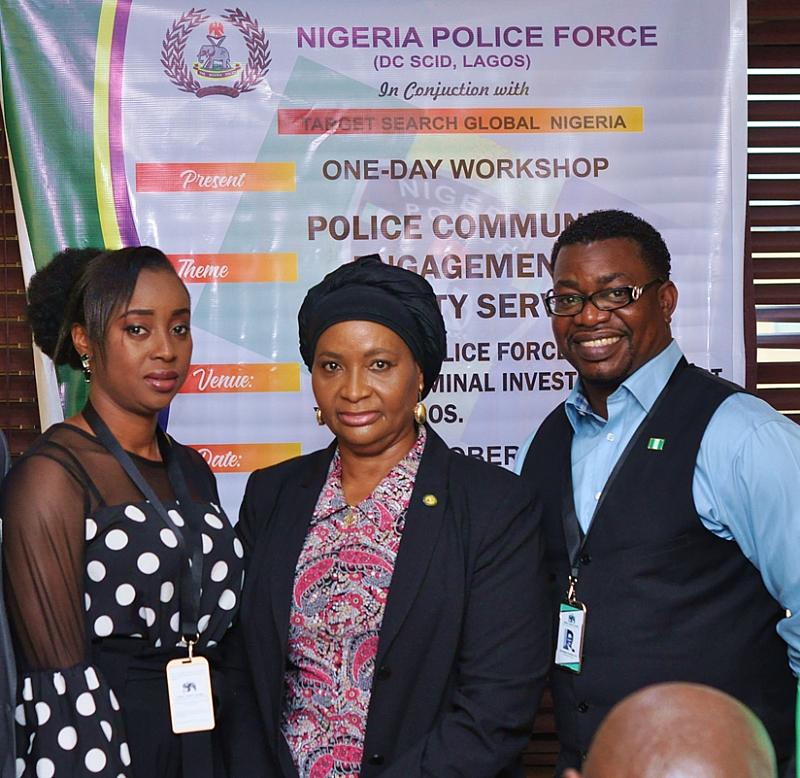 Lagos SCID train Officers on Community Engagement, Security Services - Modern Ghana