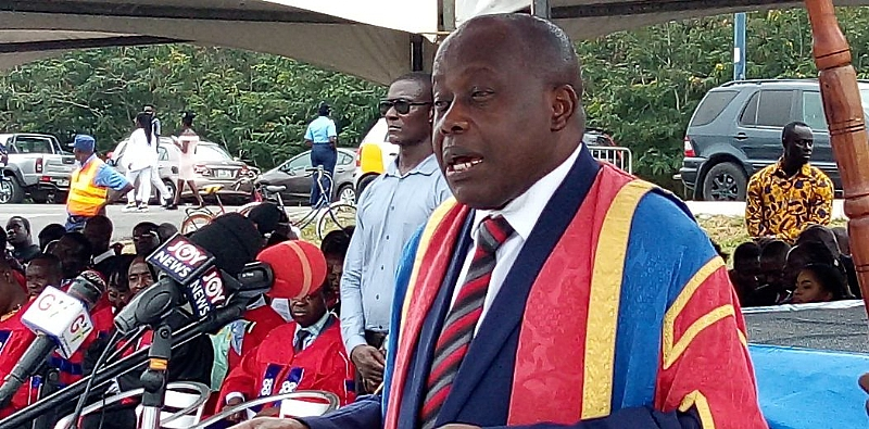 UEW VC Confident In New Governing Council For Peace, Prosperity