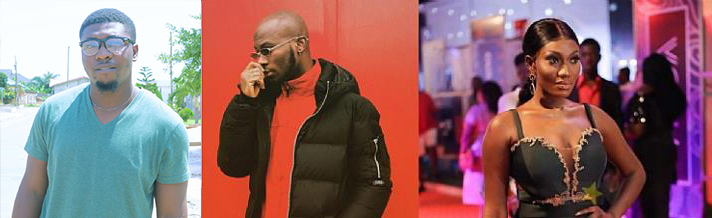 Kofighozt, King Promise, Wendy Shay Nominated For Starqt Awards '19 in South Africa