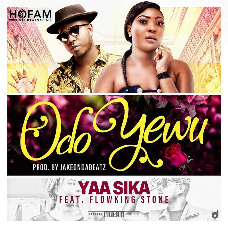 Yaa Sika & Flowking Stone Shares Emotional Love Story In New Music