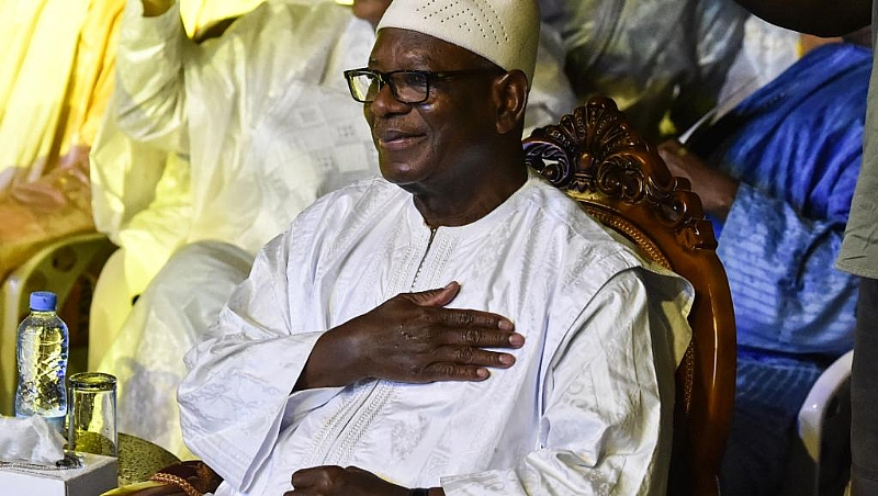 Mali president dismisses coup speculation
