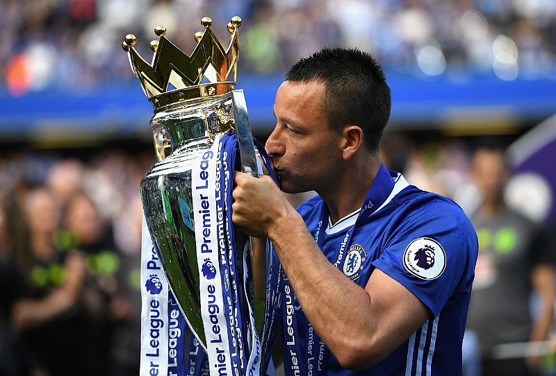 Watch All John Terry's Goals At Chelsea