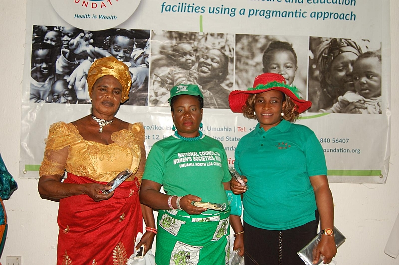 Chinwe Chibuike Foundation, Abia First Lady Flag-Off Free Eye CareService In Umuahia with Over 1000 Beneficiar - Modern Ghana