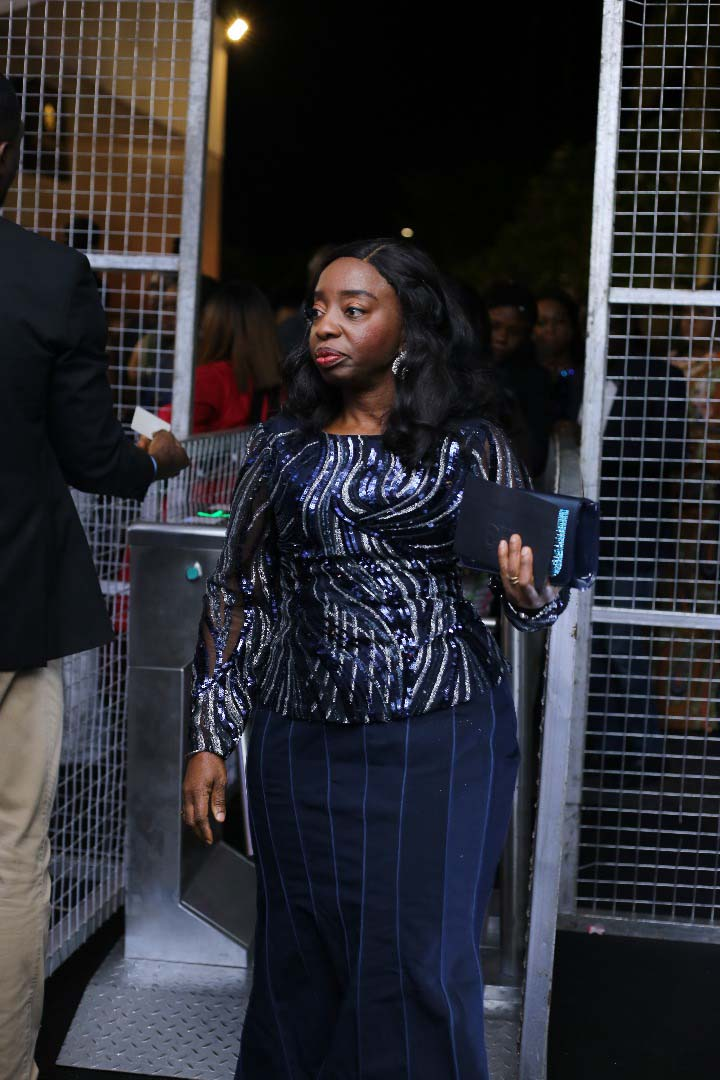 First Lady of Lagos State, Dr Mrs Ibijoke Sanwo-Olu Steps Out For Design Fashion Africa - Modern Ghana