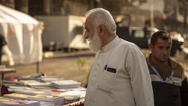 Literary renaissance grips Mosul in Iraq